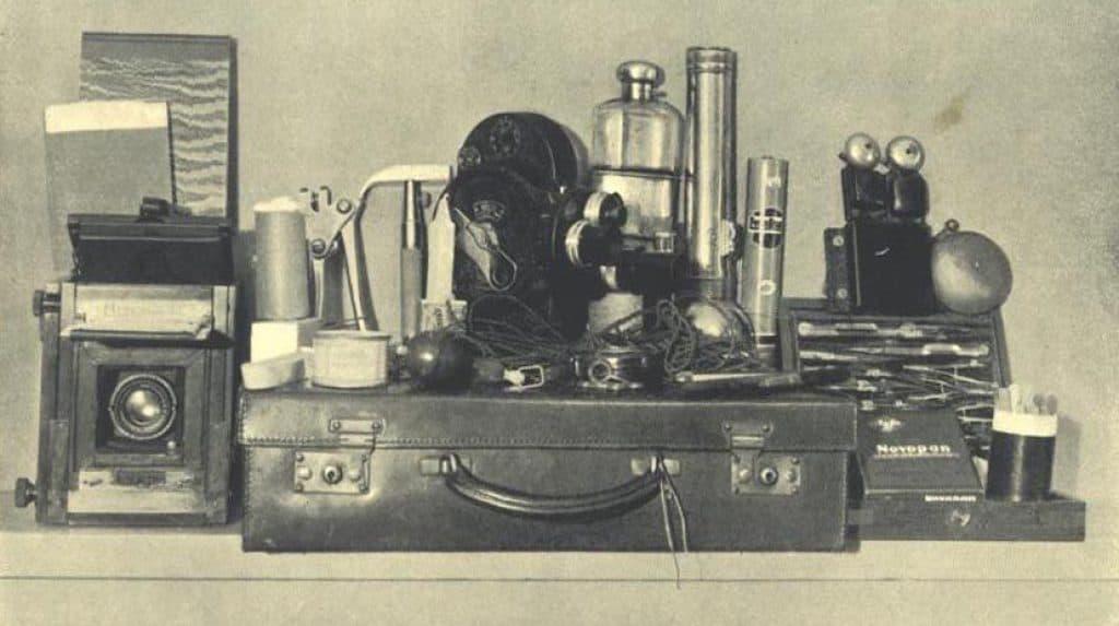 Storia delle tecniche di ricerca del paranormale