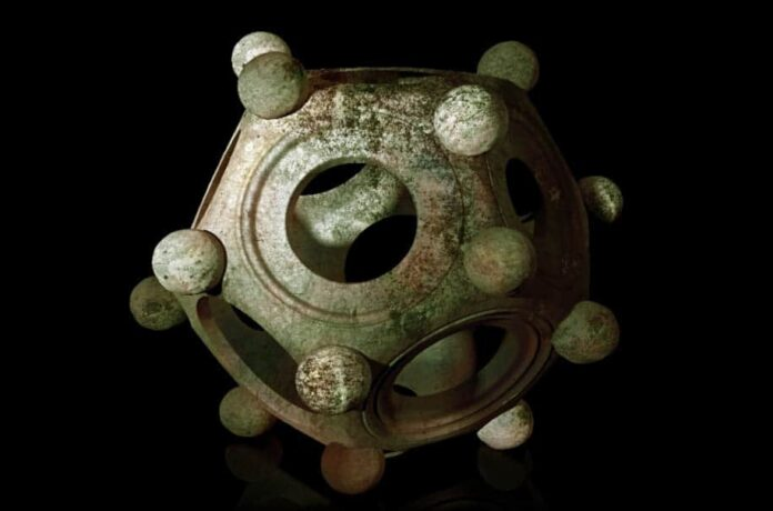 enigma della dodecaedra romana 5eef50ead94df