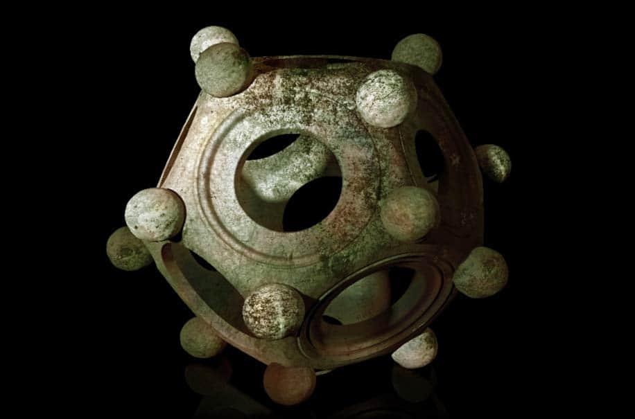 L'enigma del dodecaedro romano