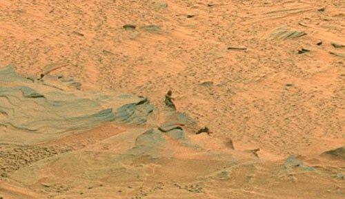 Prove di vita su Marte