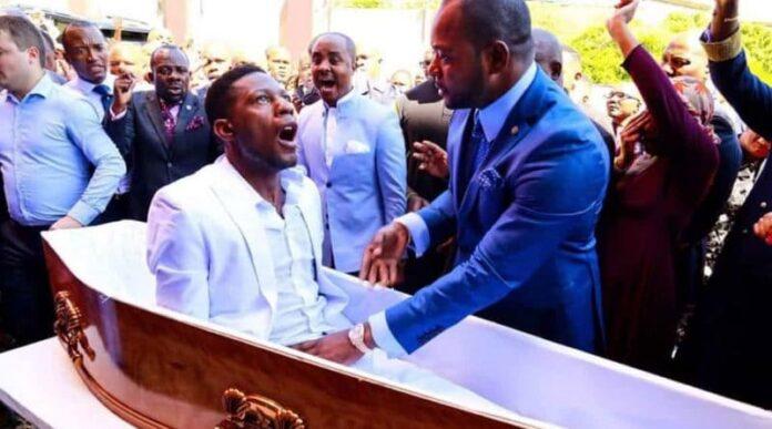resurrezione uomo sudafrica