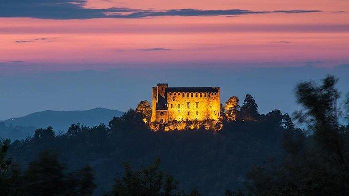 Fantasma nel castello di Zavattarello