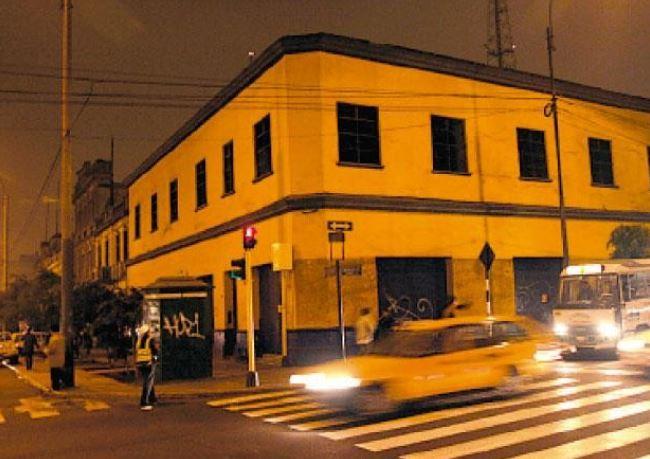 Matusita: la casa gialla dell'orrore