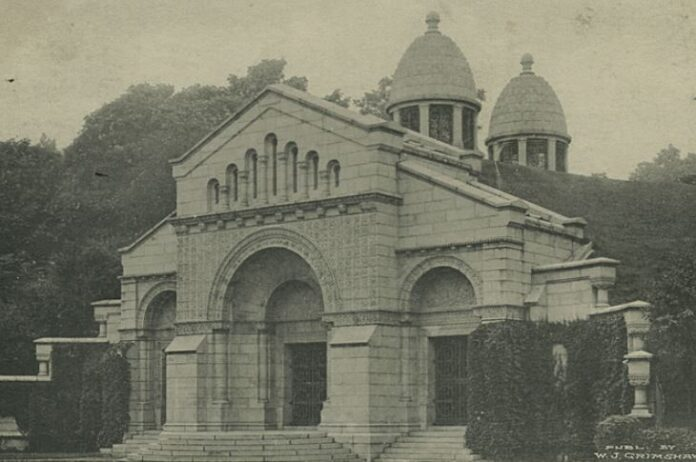 cimitero moravo Vanderbilt