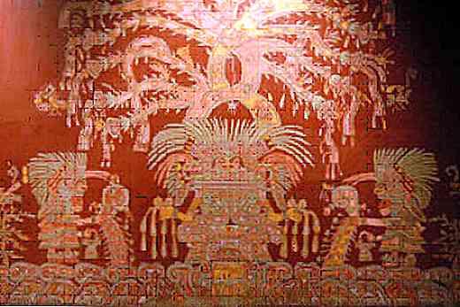 La misteriosa Donna Ragno di Teotihuacan in Messico