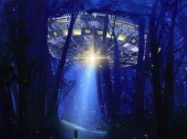 ufo foresta rendlesham
