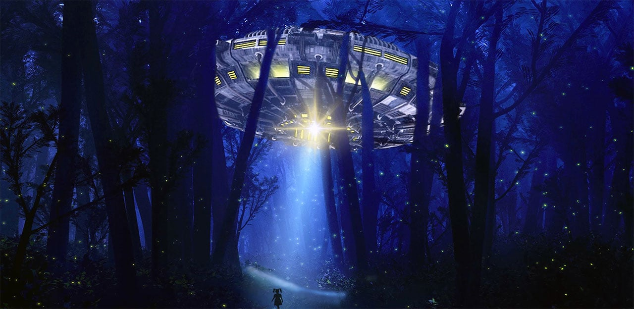 Gli avvistamenti UFO nella foresta di Rendlesham