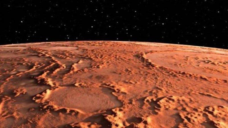 IL ROVER DELLA NASA PERSEVERANCE E' ATTERRATO SUL PIANETA MARTE