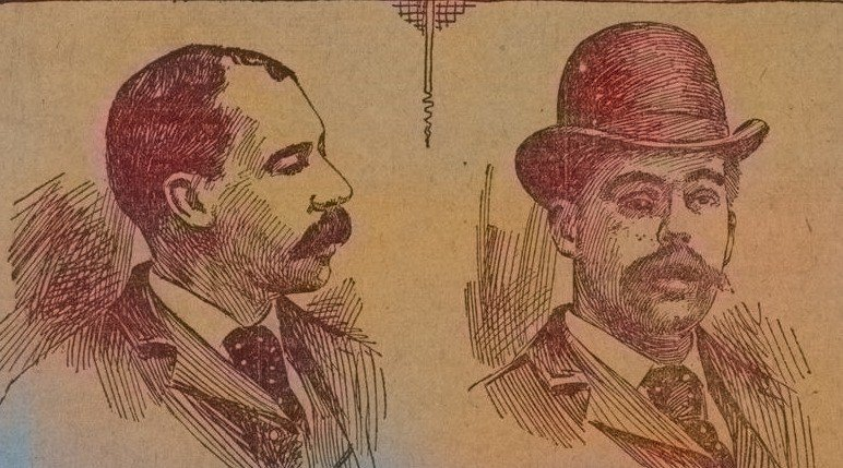 HENRY HOLMES. IL PRIMO SERIAL KILLER AMERICANO
