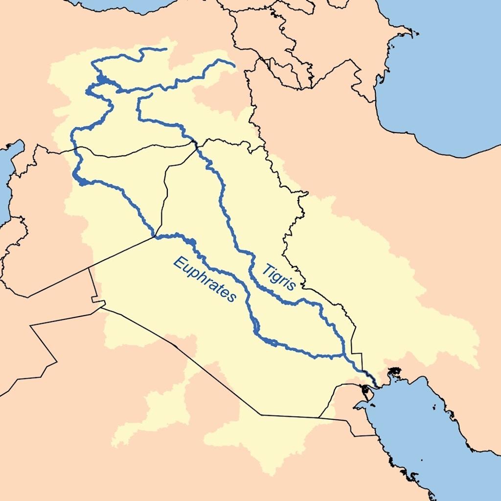 Tigri Eufrate