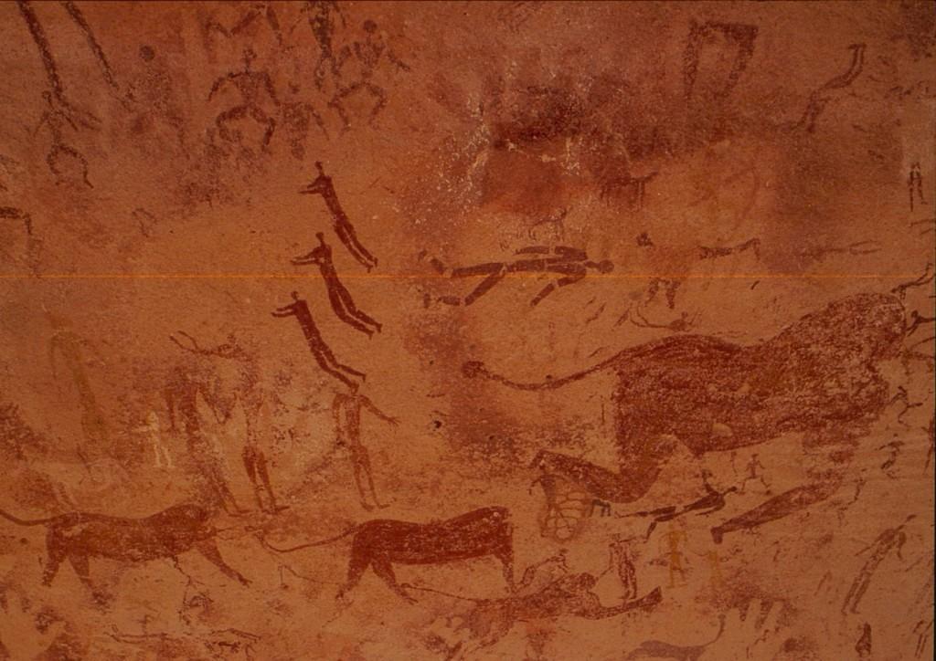Egitto. Scoperte straordinarie pitture rupestri